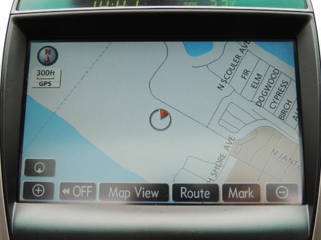 2007 Lexus GS 350 / Luxury Sport Sedan / Navigation / Back Up Ca - Photo 35 - Portland, OR 97217