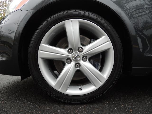 2007 Lexus GS 350 / Luxury Sport Sedan / Navigation / Back Up Ca - Photo 24 - Portland, OR 97217