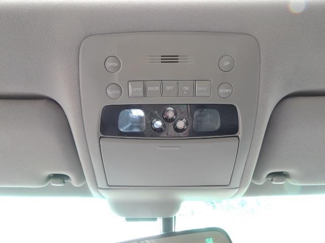 2007 Lexus GS 350 / Luxury Sport Sedan / Navigation / Back Up Ca - Photo 36 - Portland, OR 97217