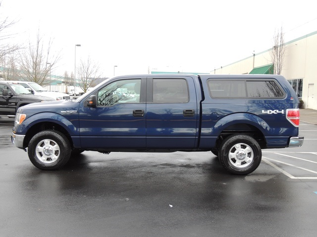 2012 ford f 150 xlt crew cab 4x4 8cyl canopy 1 owner. Black Bedroom Furniture Sets. Home Design Ideas