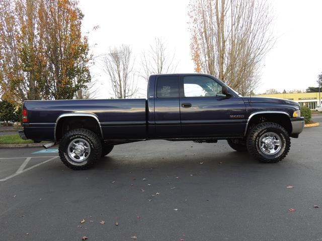 1999 dodge ram 2500 slt quad cab 5 9l 4x4 diesel manual. Black Bedroom Furniture Sets. Home Design Ideas