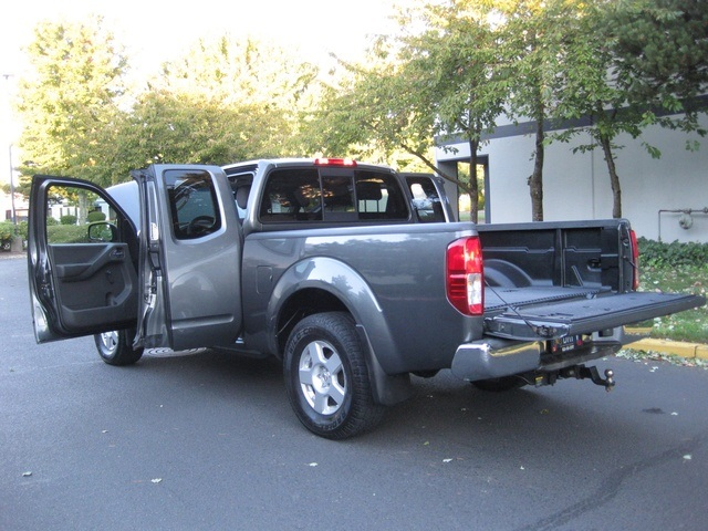 nissan frontier 6 speed manual
