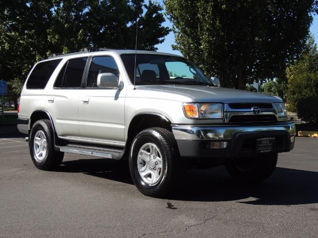 2001 Toyota 4Runner SR5 4X4 V6 DIFF LOCK / Timing Belt+Water Pump Done - Photo 2 - Portland, OR 97217