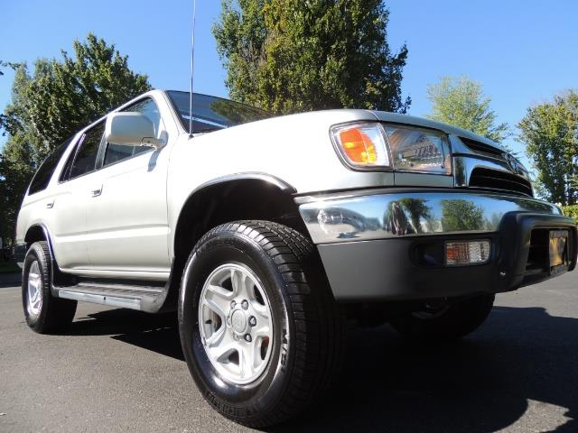 2001 Toyota 4Runner SR5 4X4 V6 DIFF LOCK / Timing Belt+Water Pump Done - Photo 10 - Portland, OR 97217