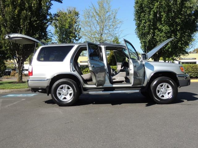 2001 Toyota 4Runner SR5 4X4 V6 DIFF LOCK / Timing Belt+Water Pump Done - Photo 22 - Portland, OR 97217