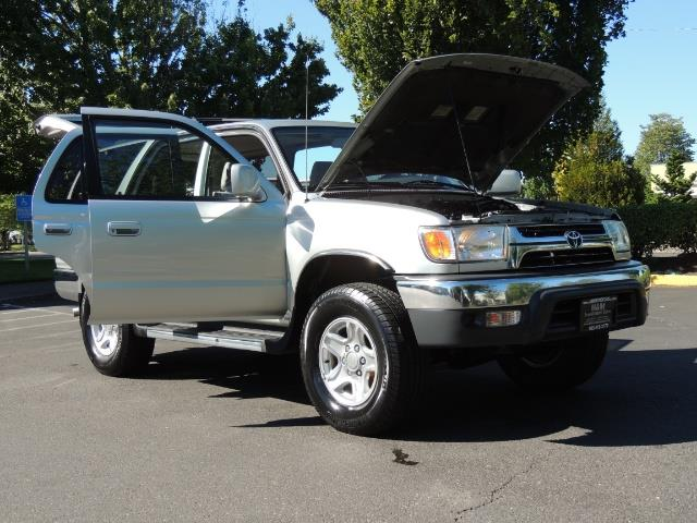2001 Toyota 4Runner SR5 4X4 V6 DIFF LOCK / Timing Belt+Water Pump Done - Photo 29 - Portland, OR 97217