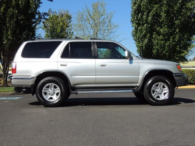 2001 Toyota 4Runner SR5 4X4 V6 DIFF LOCK / Timing Belt+Water Pump Done - Photo 4 - Portland, OR 97217