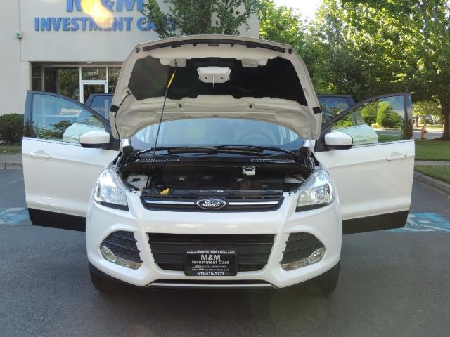 2014 Ford Escape SE / AWD / Panorama Sunroof/ Heated Seats / 1-OWNE - Photo 32 - Portland, OR 97217