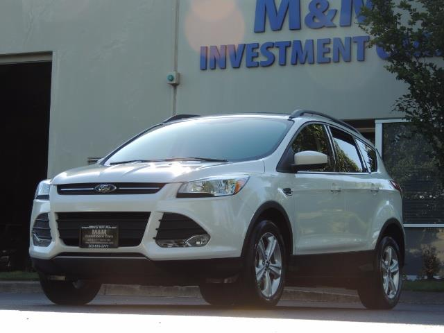 2014 Ford Escape SE / AWD / Panorama Sunroof/ Heated Seats / 1-OWNE - Photo 41 - Portland, OR 97217