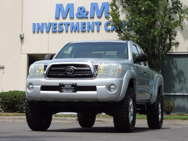 2006 Toyota Tacoma V6 V6 4dr Access Cab/ 4WD / 6-SPEED / LIFTED - Photo 47 - Portland, OR 97217