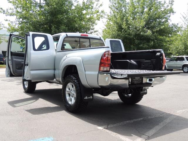 2006 Toyota Tacoma V6 V6 4dr Access Cab/ 4WD / 6-SPEED / LIFTED - Photo 26 - Portland, OR 97217