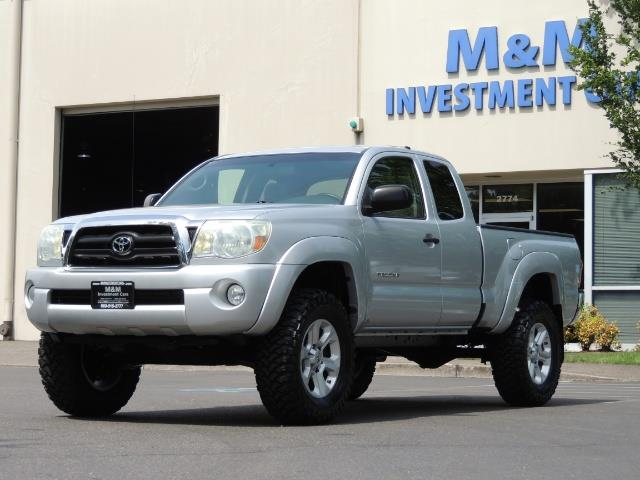 2006 Toyota Tacoma V6 V6 4dr Access Cab/ 4WD / 6-SPEED / LIFTED - Photo 44 - Portland, OR 97217