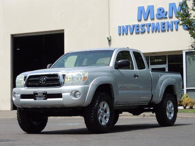 2006 Toyota Tacoma V6 V6 4dr Access Cab/ 4WD / 6-SPEED / LIFTED - Photo 1 - Portland, OR 97217