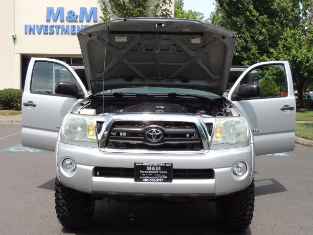 2006 Toyota Tacoma V6 V6 4dr Access Cab/ 4WD / 6-SPEED / LIFTED - Photo 30 - Portland, OR 97217