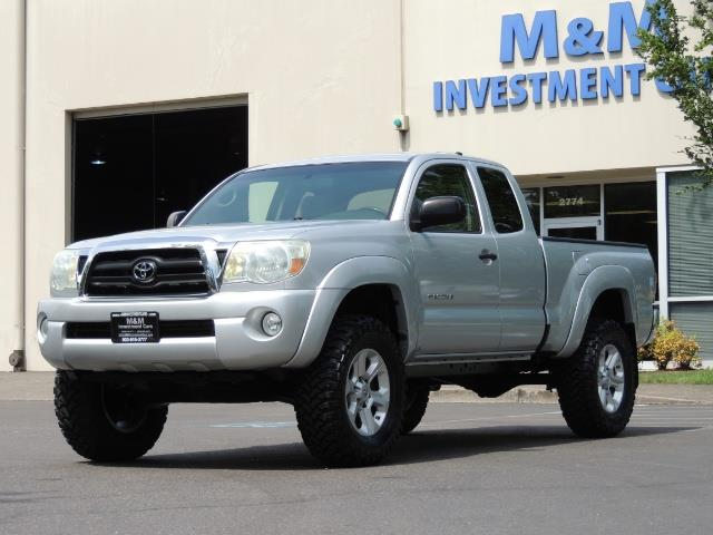 2006 Toyota Tacoma V6 V6 4dr Access Cab/ 4WD / 6-SPEED / LIFTED - Photo 43 - Portland, OR 97217