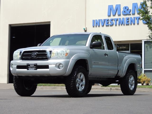 2006 Toyota Tacoma V6 V6 4dr Access Cab/ 4WD / 6-SPEED / LIFTED - Photo 32 - Portland, OR 97217
