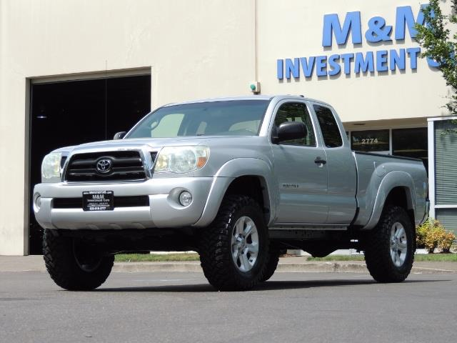 2006 Toyota Tacoma V6 V6 4dr Access Cab/ 4WD / 6-SPEED / LIFTED - Photo 45 - Portland, OR 97217