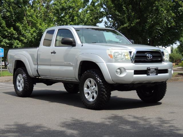 2006 Toyota Tacoma V6 V6 4dr Access Cab/ 4WD / 6-SPEED / LIFTED - Photo 2 - Portland, OR 97217