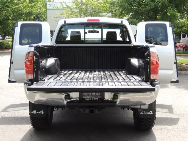 2006 Toyota Tacoma V6 V6 4dr Access Cab/ 4WD / 6-SPEED / LIFTED - Photo 22 - Portland, OR 97217