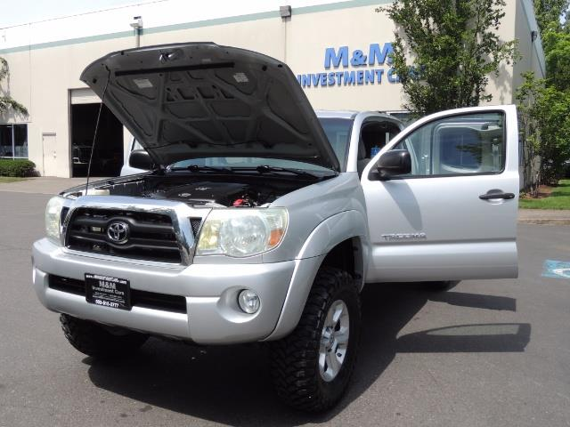 2006 Toyota Tacoma V6 V6 4dr Access Cab/ 4WD / 6-SPEED / LIFTED - Photo 25 - Portland, OR 97217