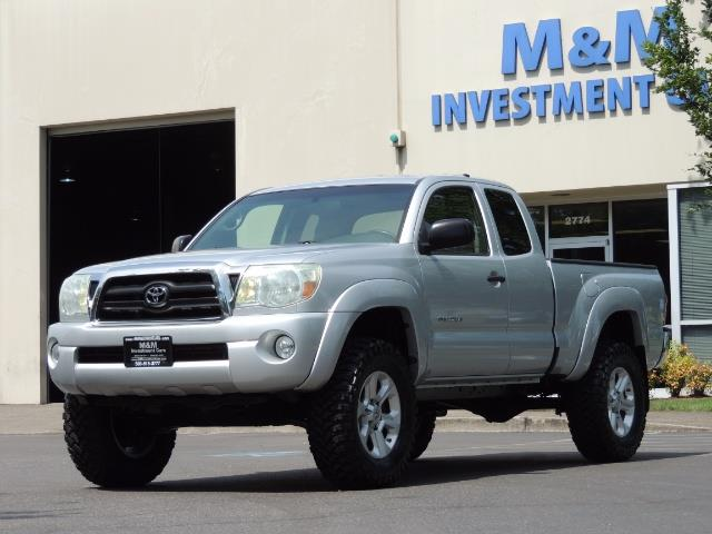 2006 Toyota Tacoma V6 V6 4dr Access Cab/ 4WD / 6-SPEED / LIFTED - Photo 46 - Portland, OR 97217