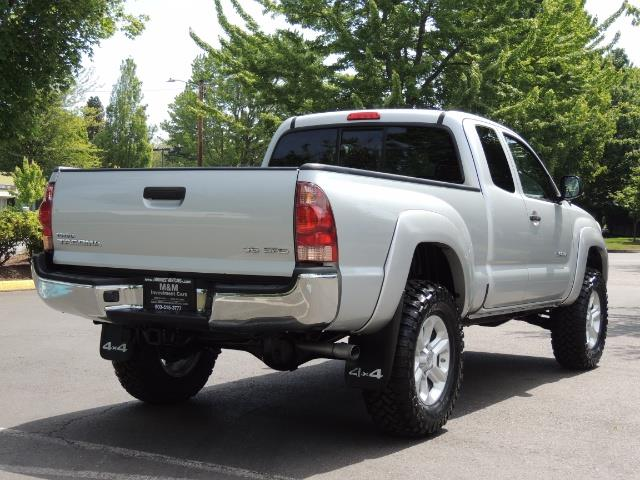 2006 Toyota Tacoma V6 V6 4dr Access Cab/ 4WD / 6-SPEED / LIFTED - Photo 8 - Portland, OR 97217