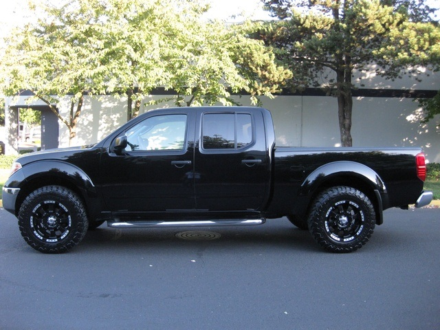 Nissan Frontier Crew Cab >> 2007 Nissan Frontier SE Crew Cab 4X4 / LIFTED / 1-OWNER
