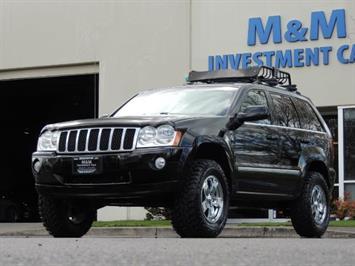 2007 Jeep Grand Cherokee Overland 4X4 V8 HEMI / NAVi / Rear CAM / LIFTED !! SUV