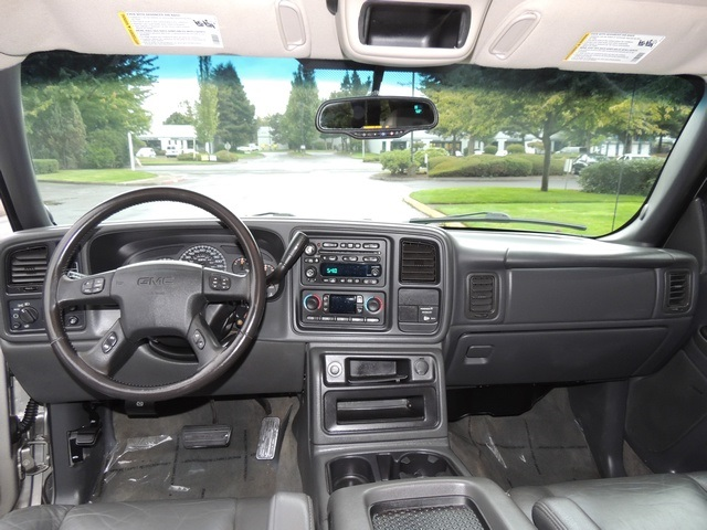 2003 Gmc Sierra 1500 Slt    4  4wd    Leather    New Tires    Loaded