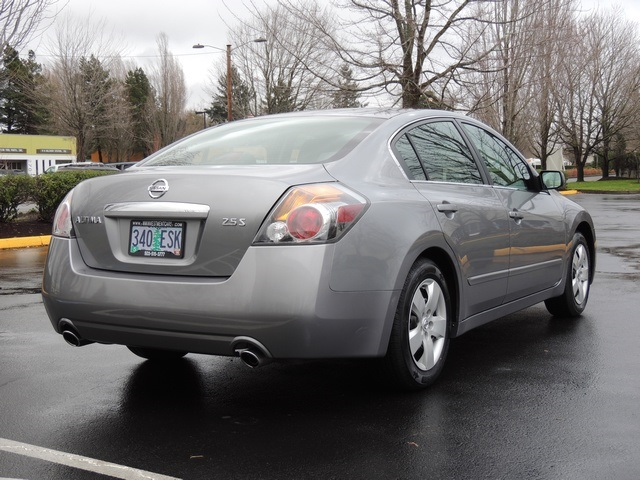 2007 nissan altima 2 5 s sedan automatic new tires excel cond. Black Bedroom Furniture Sets. Home Design Ideas
