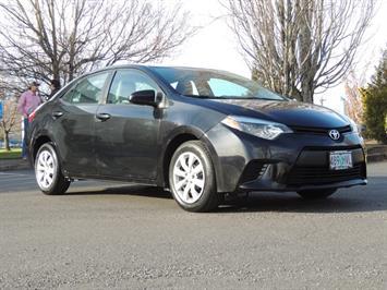 2014 Toyota Corolla LE / 4Dr / Sedan / Back up camera / Excel Cond Sedan