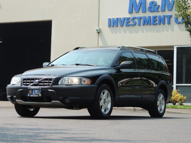 2006 Volvo XC70 2.5T / Cross Country / AWD / Leather /Heated seats - Photo 45 - Portland, OR 97217