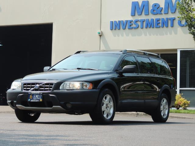2006 Volvo XC70 2.5T / Cross Country / AWD / Leather /Heated seats - Photo 1 - Portland, OR 97217