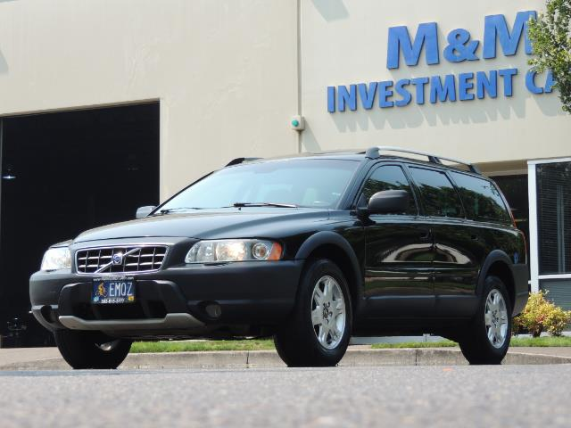 2006 Volvo XC70 2.5T / Cross Country / AWD / Leather /Heated seats - Photo 43 - Portland, OR 97217