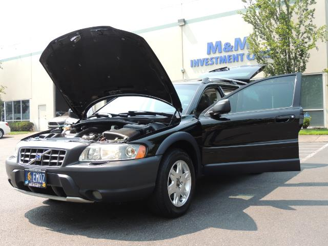 2006 Volvo XC70 2.5T / Cross Country / AWD / Leather /Heated seats - Photo 25 - Portland, OR 97217
