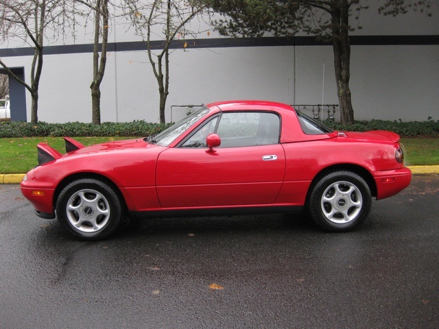 1996 Mazda MX5 Miata 5Speed HARD TOP  SOFT TOP