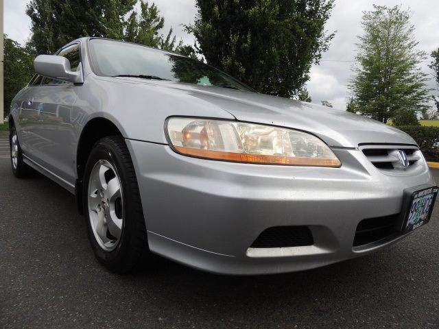 2001 honda accord ex coupe 4 cyl automatic leather moon roof. Black Bedroom Furniture Sets. Home Design Ideas