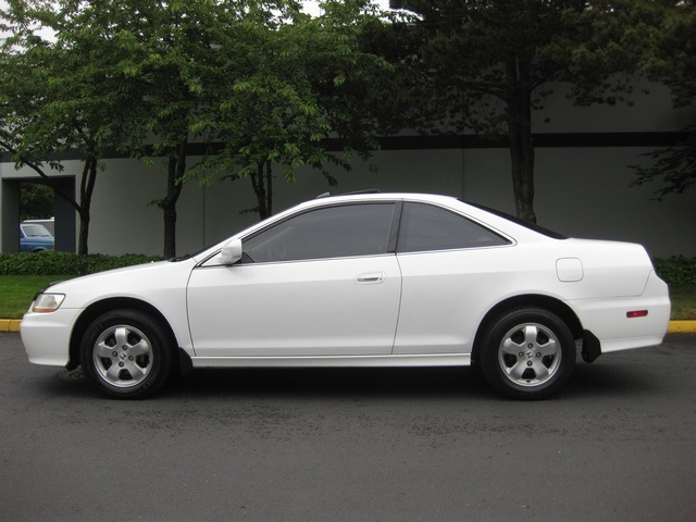 2001 honda accord ex coupe auto 4 cyl loaded timing. Black Bedroom Furniture Sets. Home Design Ideas