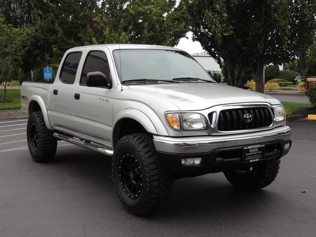 2004 toyota tacoma v6 4dr 4x4 trd off rd lifted lifted. Black Bedroom Furniture Sets. Home Design Ideas