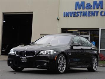 2015 BMW 535d / Diesel / M-Sport / SIDE & REAR CAMS Sedan