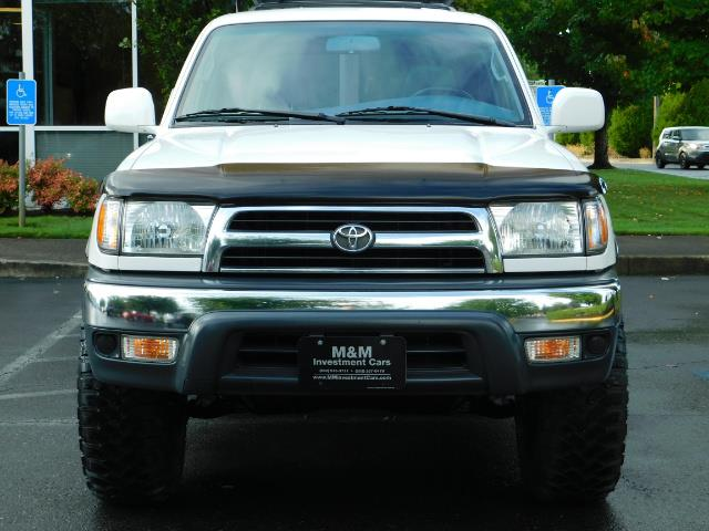 2000 Toyota 4Runner 4X4 / 3.4L V6 / LIFTED / 1-OWNER / 109,000 MILES ! - Photo 5 - Portland, OR 97217