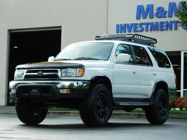 2000 Toyota 4Runner 4X4 / 3.4L V6 / LIFTED / 1-OWNER / 109,000 MILES ! - Photo 1 - Portland, OR 97217