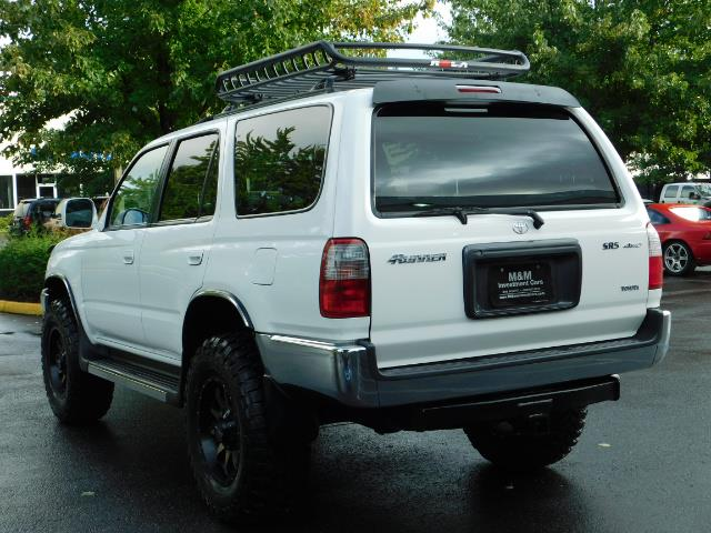 2000 Toyota 4Runner 4X4 / 3.4L V6 / LIFTED / 1-OWNER / 109,000 MILES ! - Photo 7 - Portland, OR 97217