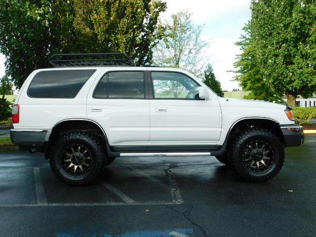 2000 Toyota 4Runner 4X4 / 3.4L V6 / LIFTED / 1-OWNER / 109,000 MILES ! - Photo 4 - Portland, OR 97217