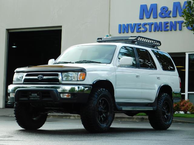 2000 Toyota 4Runner 4X4 / 3.4L V6 / LIFTED / 1-OWNER / 109,000 MILES ! - Photo 42 - Portland, OR 97217