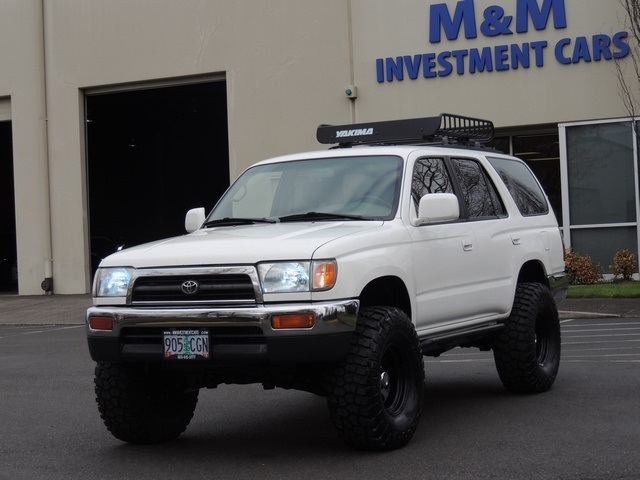 1997 toyota 4runner sr5 4x4 6cyl lifted lifted. Black Bedroom Furniture Sets. Home Design Ideas