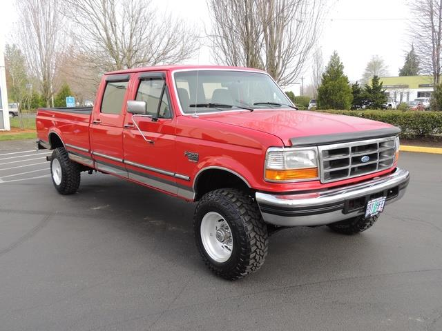1997 ford f 350 xlt 4x4 7 3l diesel long bed. Black Bedroom Furniture Sets. Home Design Ideas