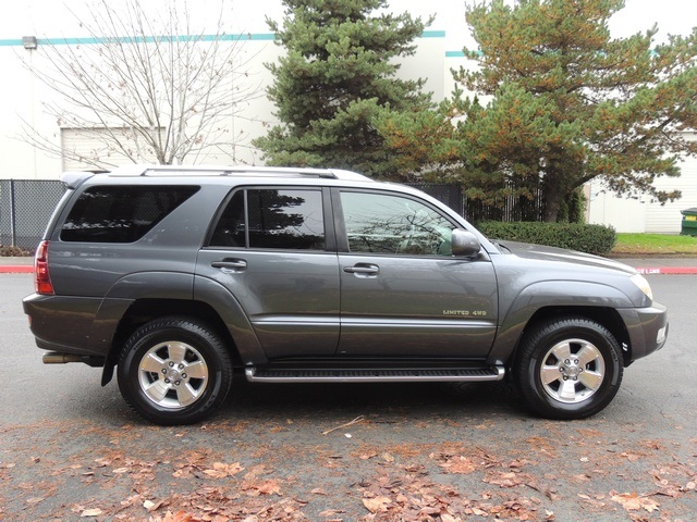 2004 toyota 4runner limited 4x4 8cyl leather moonroof. Black Bedroom Furniture Sets. Home Design Ideas