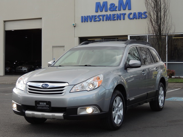 2011 subaru outback limited awd leather backup camera. Black Bedroom Furniture Sets. Home Design Ideas