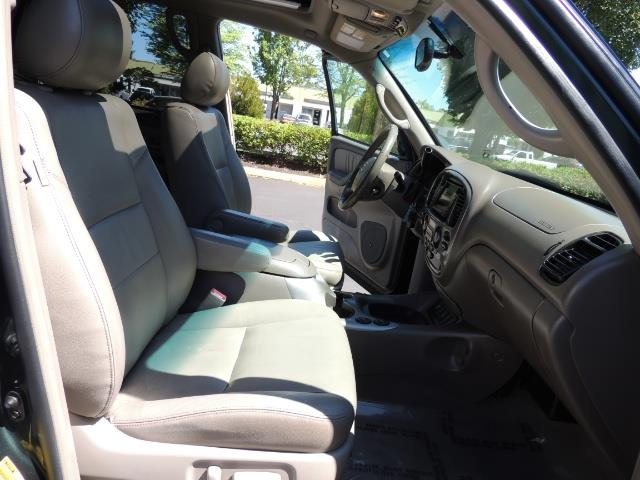 2006 Toyota Sequoia LIMITED 4X4 / 8 SEATS NAVi DVD / FRESH TIMING BELT - Photo 18 - Portland, OR 97217